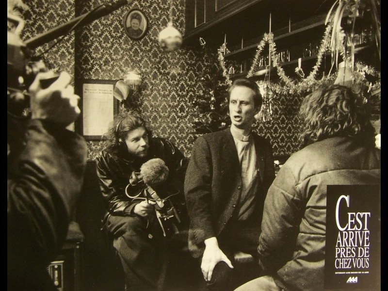 Photo du film C'EST ARRIVÉ PRES DE CHEZ VOUS
