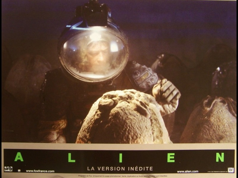Photo du film ALIEN