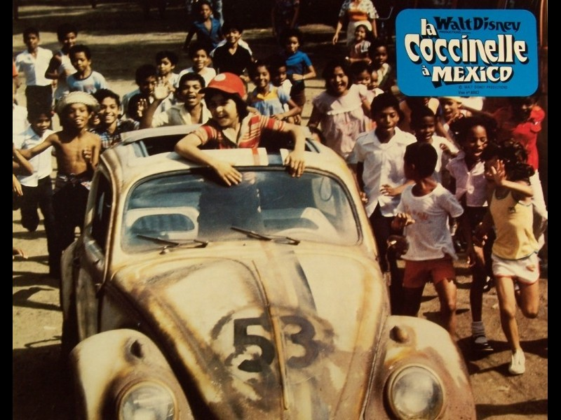 Photo du film COCCINELLE A MEXICO (LA) - HERBIE GOES BANANAS