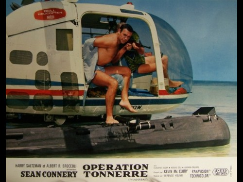 OPERATION TONNERRE - THUNDERBALL