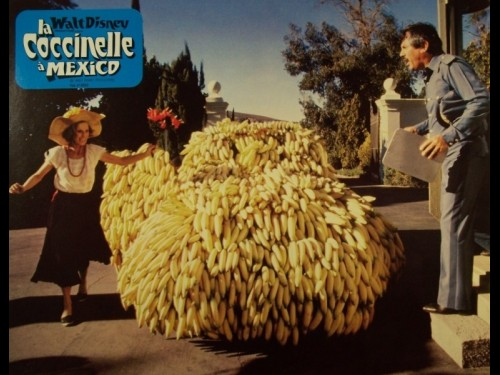 COCCINELLE A MEXICO (LA) - HERBIE GOES BANANAS