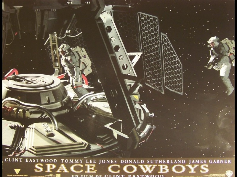 Photo du film SPACE COWBOYS