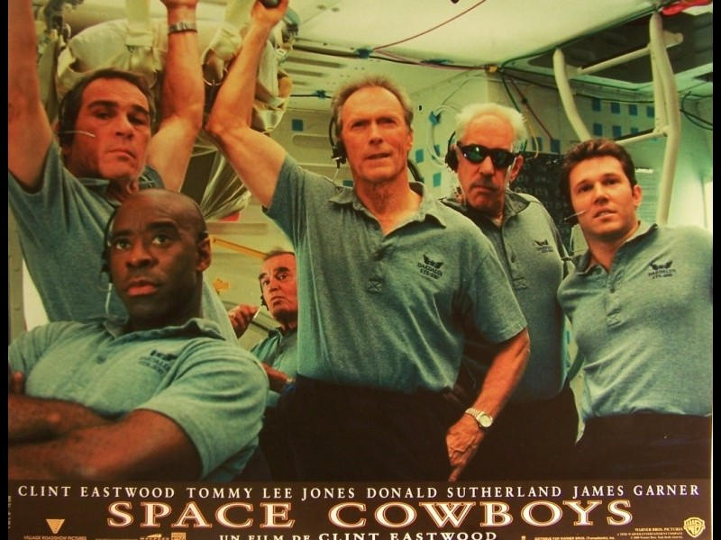 Photo du film SPACE COWBOYS