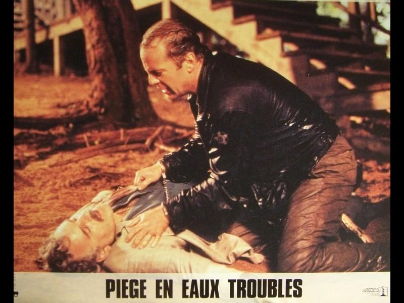 Photo du film PIEGE EN EAUX TROUBLES - STRIKING DISTANCE