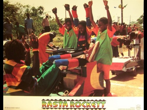 RASTA ROCKETT - COOL RUNNINGS