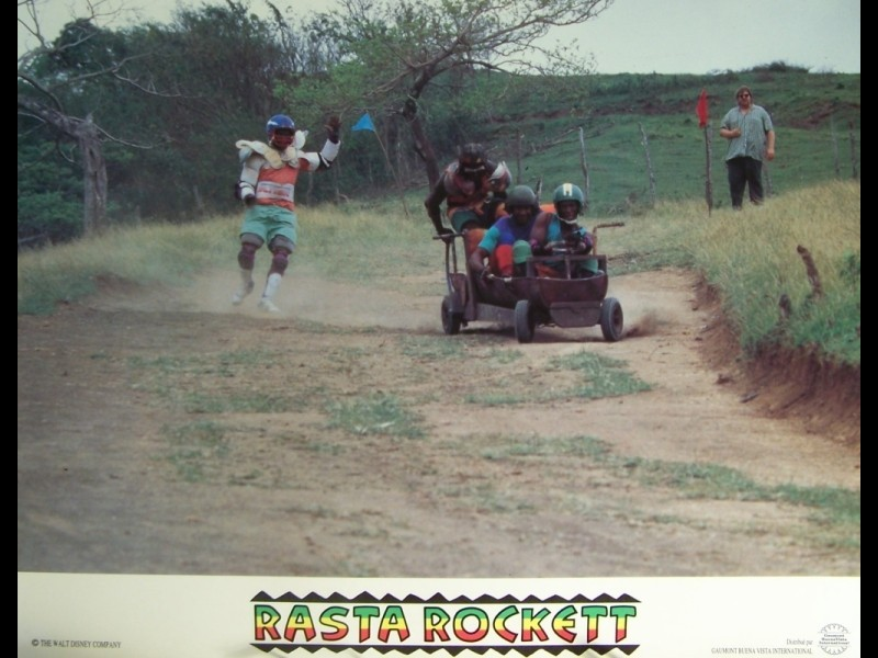 Photo du film RASTA ROCKETT - COOL RUNNINGS