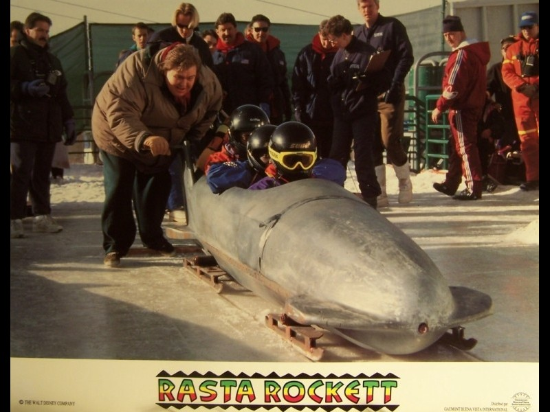Photo du film RASTA ROCKETT - COOL RUNNINGS