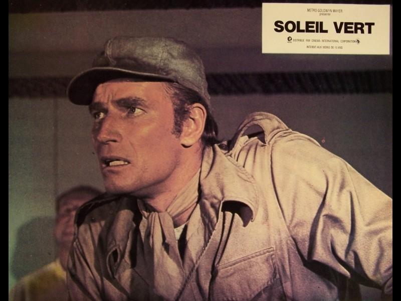 Photo du film SOLEIL VERT - SOYLENT GREEN