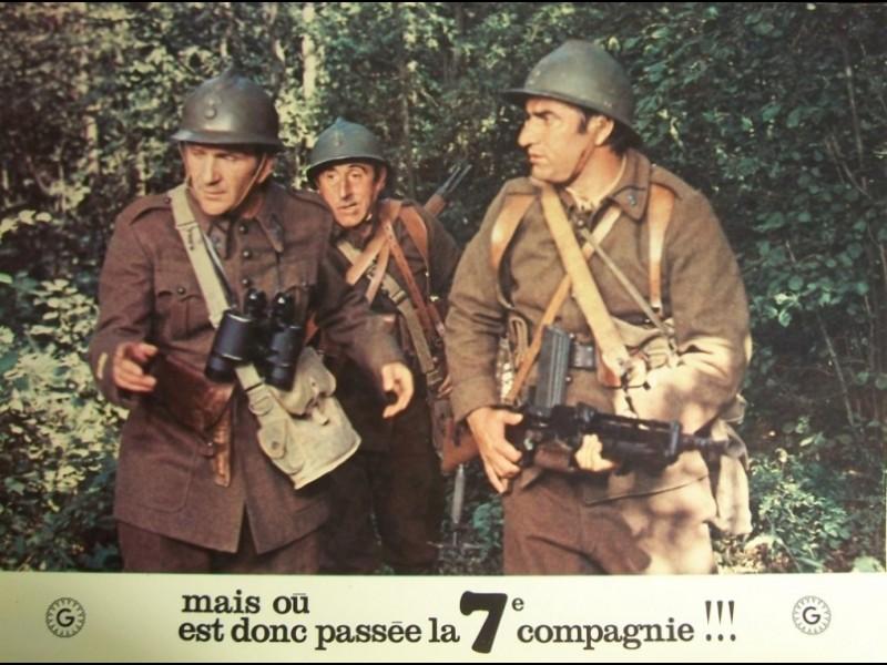 Photo du film MAIS OU EST DONC PASSÉE LA 7EME COMPAGNIE