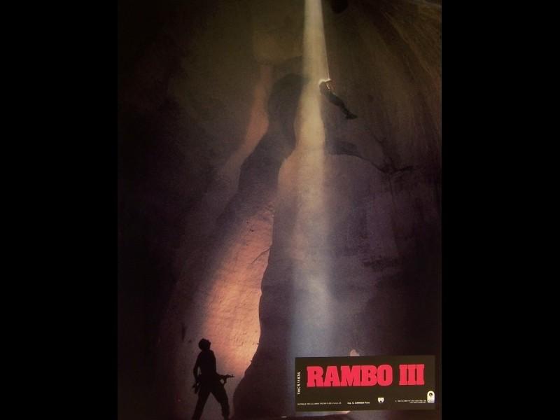 Photo du film RAMBO III
