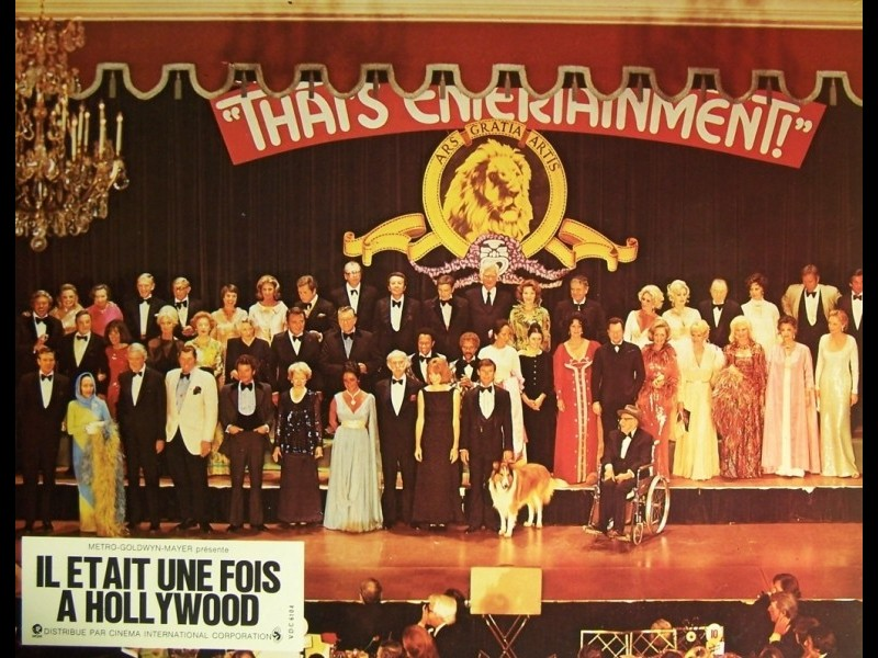Photo du film IL ÉTAIT UNE FOIS A HOLLYWOOD - THAT'S ENTERTAINEMENT