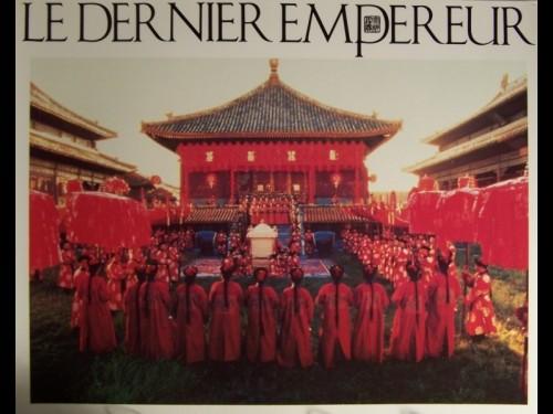 DERNIER EMPEREUR (LE) - THE LAST EMPEROR