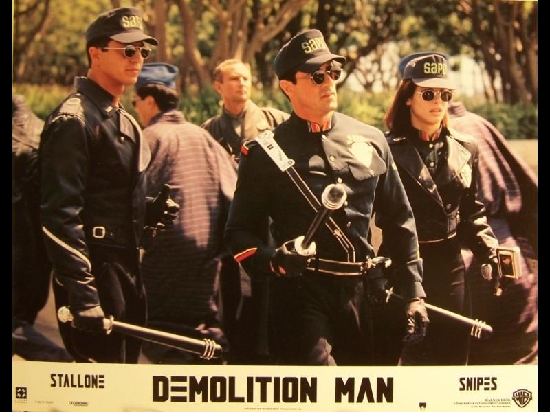 Photo du film DEMOLITION MAN