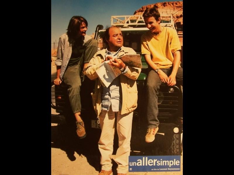 Photo du film ALLER SIMPLE (UN)