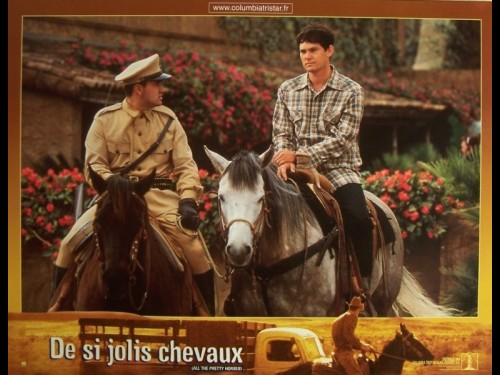 DE SI JOLIS CHEVAUX - ALL THE PRETTY HORSES