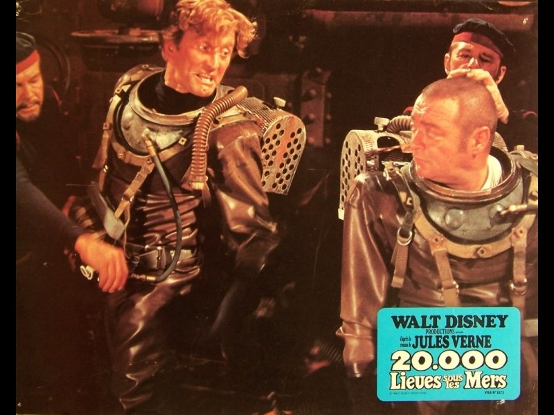 Photo du film VINGT MILLE LIEUES SOUS LES MERS - 20.000 LEAGUES UNDER THE SEA