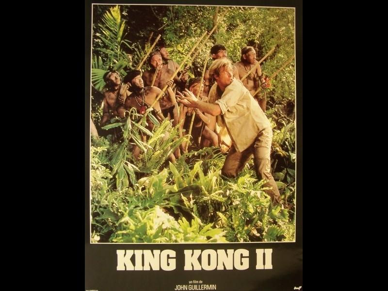 Photo du film KING KONG II - KING KONG LIVES