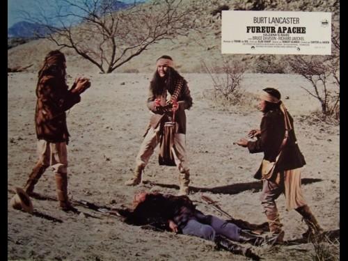 FUREUR APACHE - ULZANA'S RAID