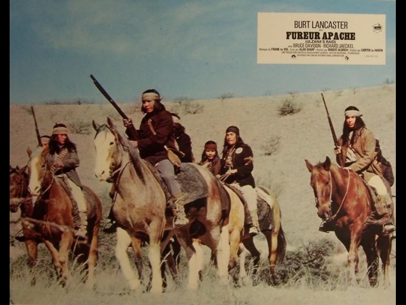 Photo du film FUREUR APACHE - ULZANA'S RAID