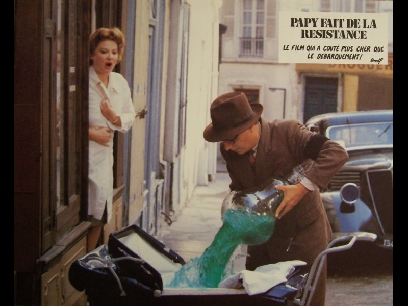 Photo du film PAPY FAIT DE LA RESISTANCE