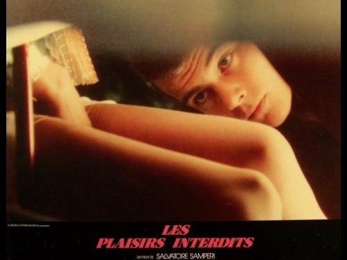 PLAISIRS INTERDITS (LES) - FOTOGRAFANDO PATRIZIA