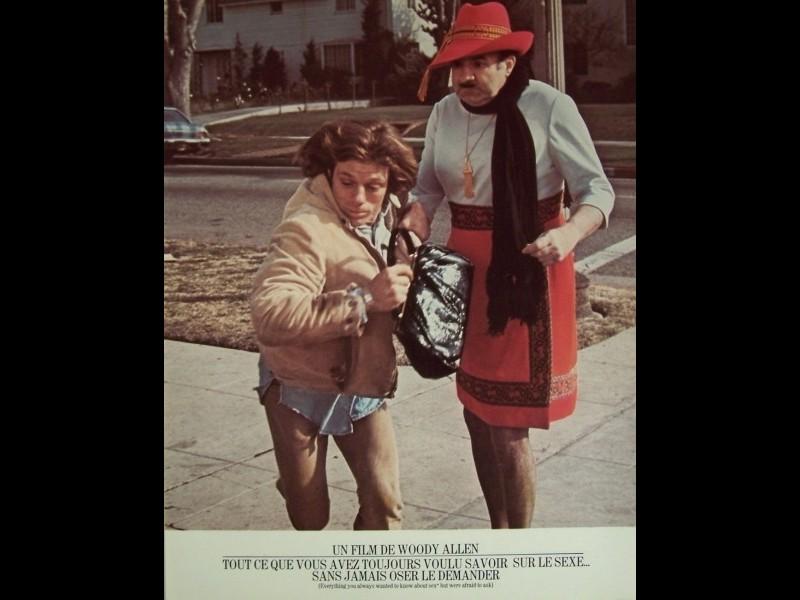 Photo du film TOUT CE QUE VOUS AVEZ VOULU SAVOIR SUR LE SEXE SANS JAMAIS OSER LE DEMANDER