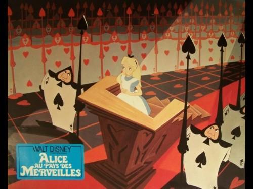 ALICE AU PAYS DES MERVEILLES - ALICE IN WONDERLAND