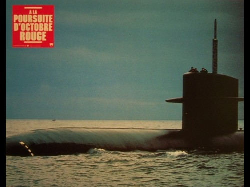 A LA POURSUITE D'OCTOBRE ROUGE - THE HUNT FOR RED OCTOBER