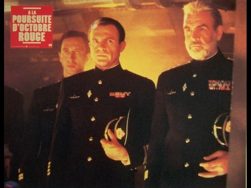Photo du film A LA POURSUITE D'OCTOBRE ROUGE - THE HUNT FOR RED OCTOBER