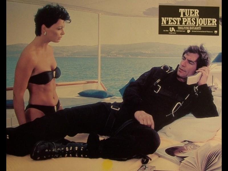 Photo du film TUER N'EST PAS JOUER - LIVING DAYLIGHTS