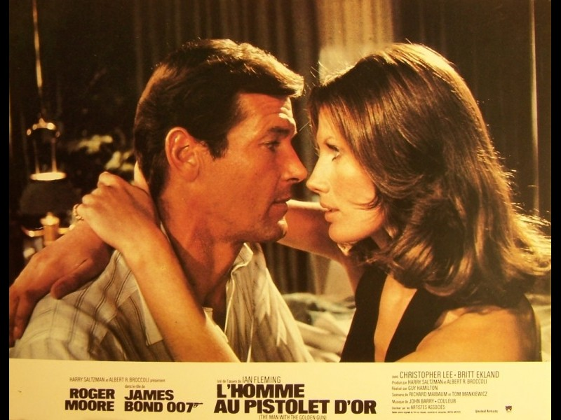 Photo du film HOMME AU PISTOLET D'OR (L') (JAMES BOND) - MAN WITH THE GOLDEN GUN (THE)
