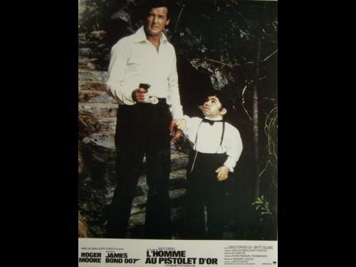 HOMME AU PISTOLET D'OR (L') (JAMES BOND) - MAN WITH THE GOLDEN GUN (THE)