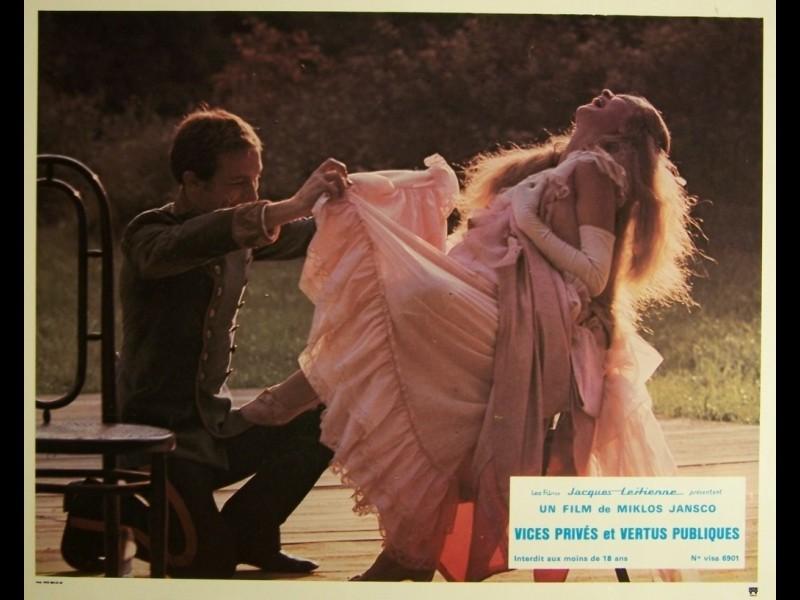 Photo du film VICES PRIVÉS ET VERTUS PUBLIQUES - VIZI PRIVATI,PUBLICHE VIRTU