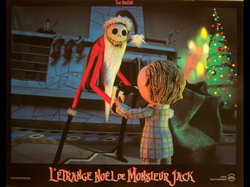 ETRANGE NOEL DE MONSIEUR JACK (L') - THE NIGHTMARE BEFORE CHRISTMAS