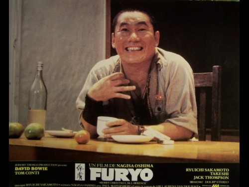 FURYO - MERRY CHRISTMAS, MR LAWRENCE