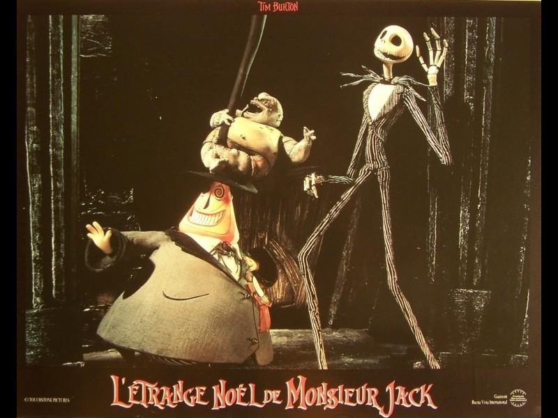 Photo du film ETRANGE NOEL DE MONSIEUR JACK (L') - THE NIGHTMARE BEFORE CHRISTMAS
