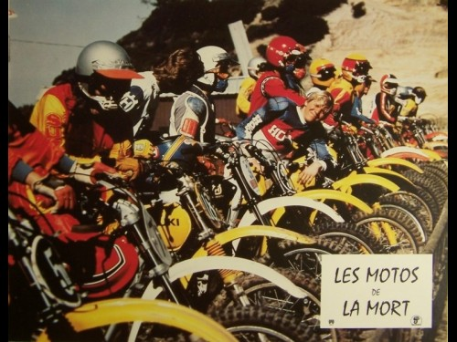 MOTOS DE LA MORT (LES) - A GREAT RIDE