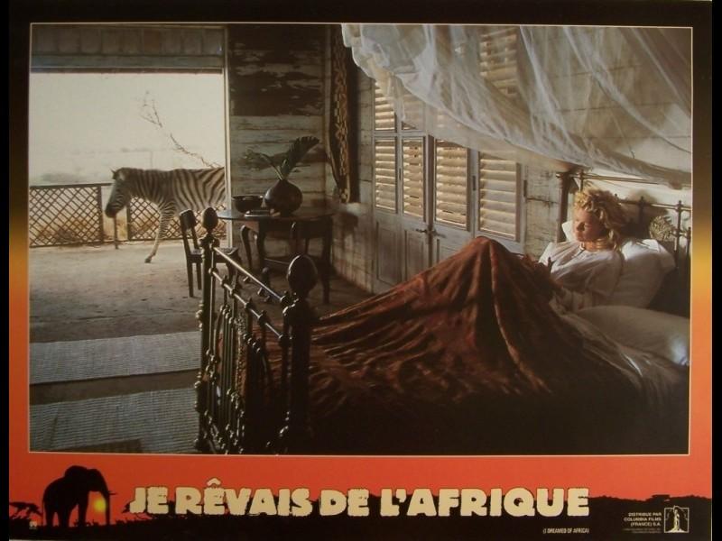 Photo du film JE REVAIS DE L'AFRIQUE - I DREAMED OF AFRICA