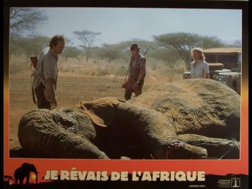JE REVAIS DE L'AFRIQUE - I DREAMED OF AFRICA
