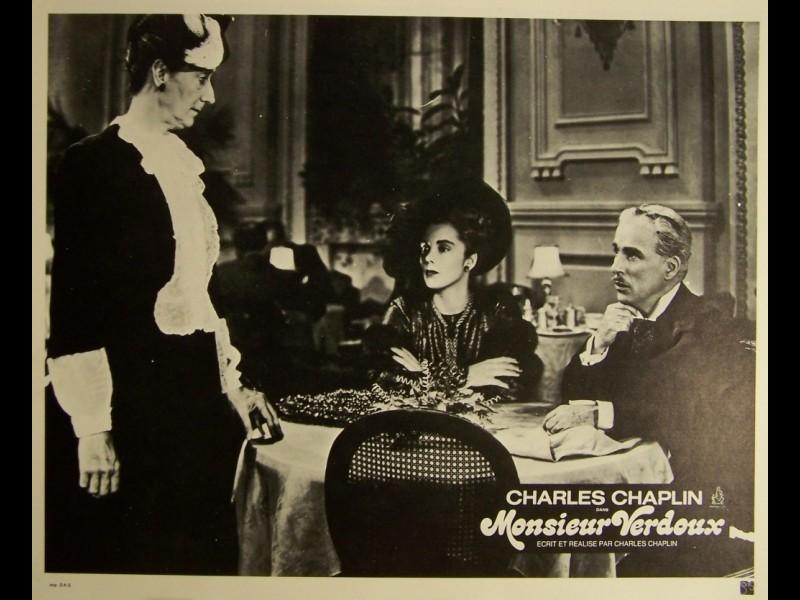 Photo du film MONSIEUR VERDOUX