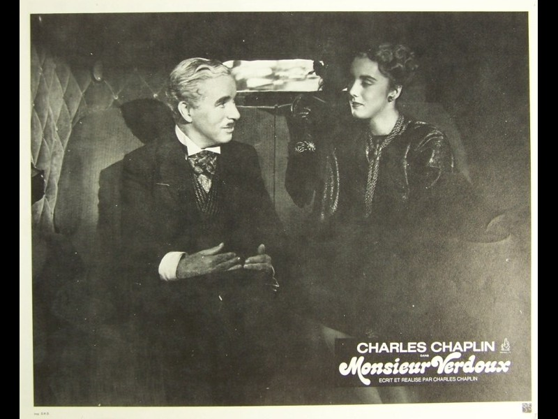 Photo du film MONSIEUR VERDOUX