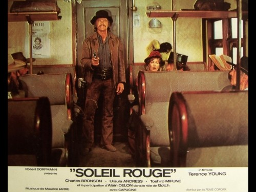 SOLEIL ROUGE - RED SUN