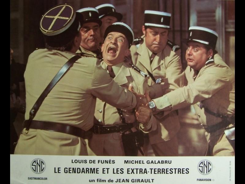 Photo du film GENDARME ET LES EXTRA-TERRESTRES (LE)
