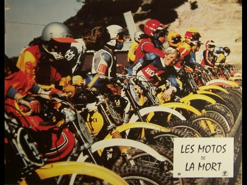 Photo du film MOTOS DE LA MORT (LES) - A GREAT RIDE