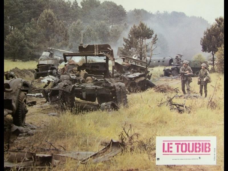 Photo du film TOUBIB (LE)