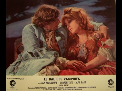 BAL DES VAMPIRES (LE) - THE FEARLESS VAMPIRE KILLERS