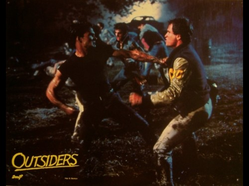 OUTSIDERS - THE OUTSIDERS