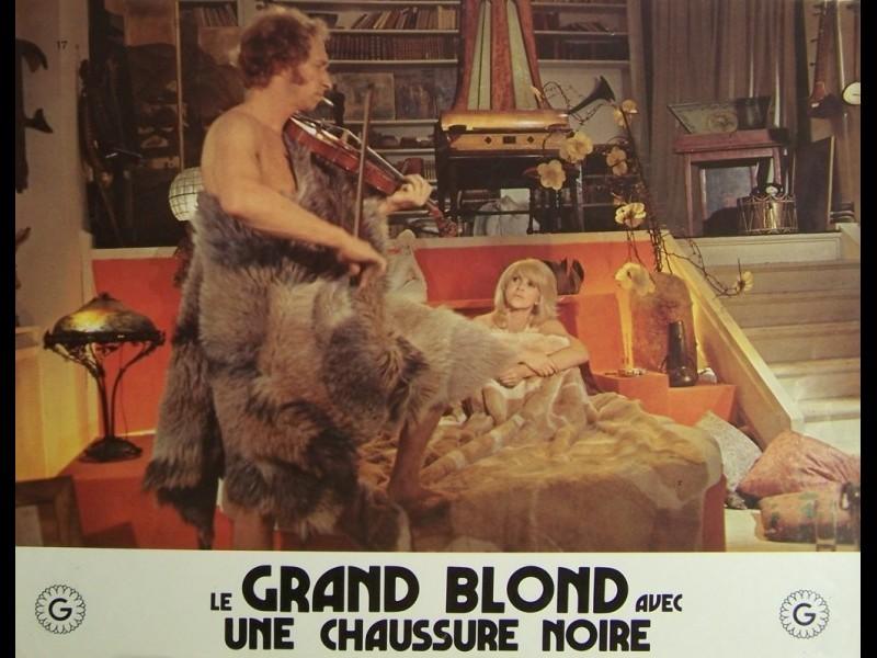 De NoirelePhotos Grand Avec Une Chaussure Blond Cinema W29IYDEH