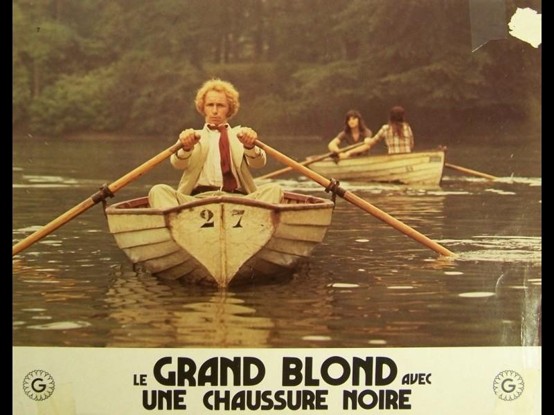 Photo du film GRAND BLOND AVEC UNE CHAUSSURE NOIRE (LE)