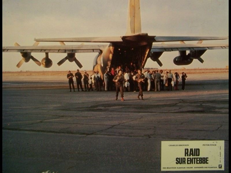 Photo du film RAID SUR ENTEBBE - RAID ON ENTEBBE